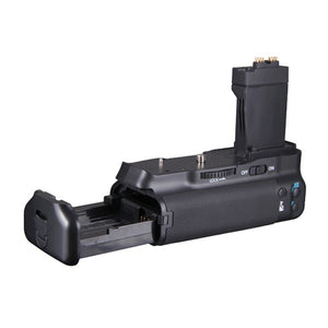 Vertical Battery Grip for Canon EOS Rebel T3i T2i, 600D, 550D (Replaces Canon BG-E8) - Paramount Camera & Repair - Saskatoon Canada Used Cameras Used Lenses Batteries Grips Chargers Studio