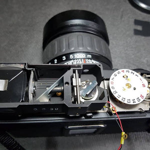 35mm Film Camera CLA (Clean, Lube & Adjust) - Paramount Camera & Repair