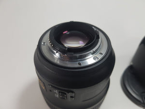 Nikon AF-S Nikkor 35mm F1.4G N Lens - Used Condition 9.5/10 - Paramount Camera & Repair - Saskatoon Canada Used Cameras Used Lenses Batteries Grips Chargers Studio