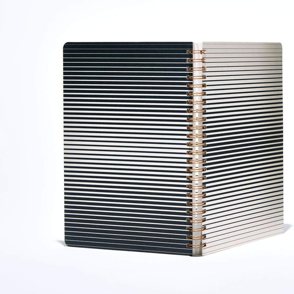 Optic Stripe Journal