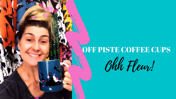 Off Piste Coffee Mugs
