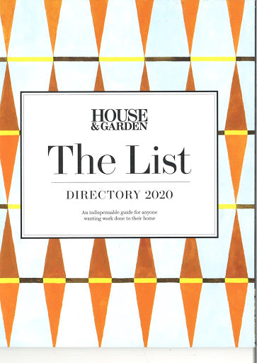 The List - House and Garden 2020