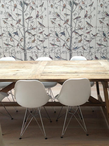 bird wallpaper from cole and son