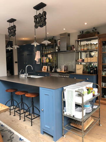 fleur ward interior design Kitchen