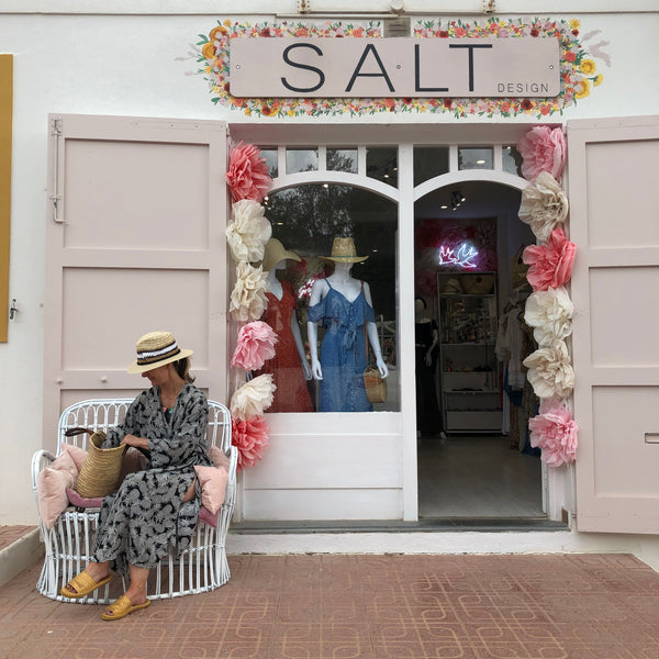 salt boutique Saint josep fleur ward