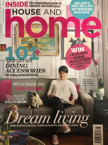 On the cover august 2017 house to home