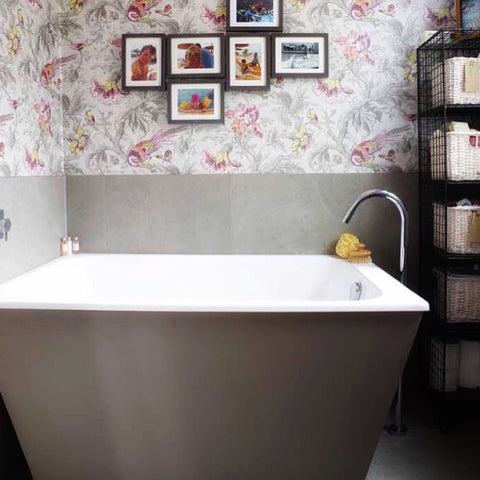 Bathroom design fleur ward interior design