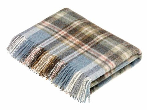 country collection plaid blanket