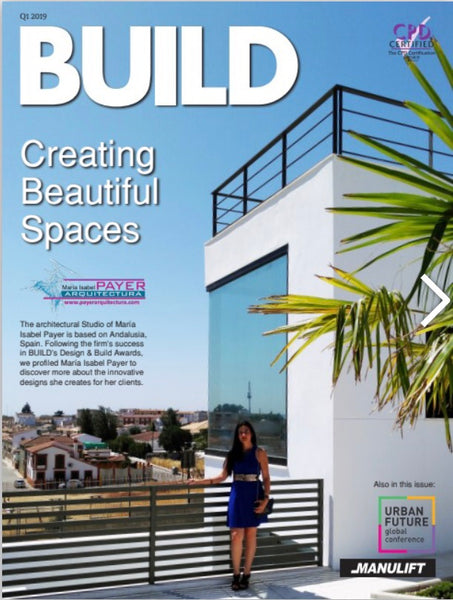Build magazine award winner