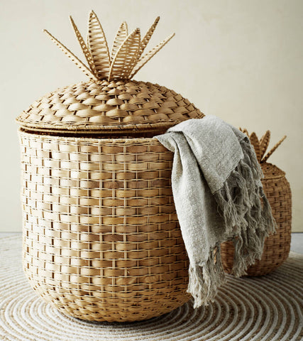 pineapple laundry basket not on the high st