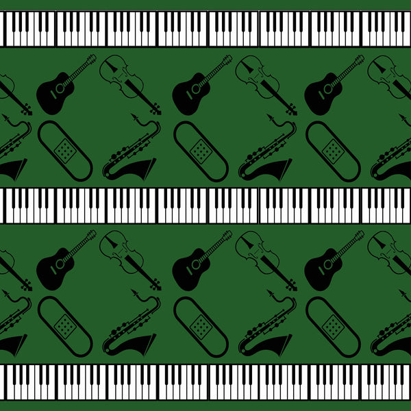 Designer Band Aide Wallpaper