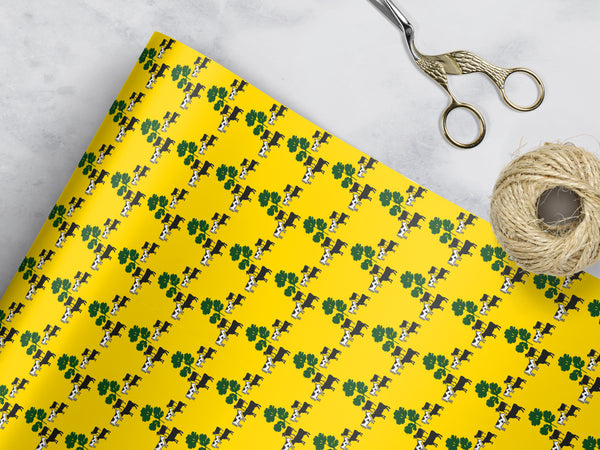Cow Parsley wrapping paper