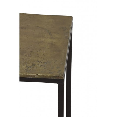 Bronze and Metal Plant Stands