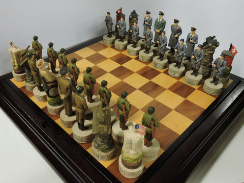World War Ii Chess Set Buy The Source Enterprises Ltd