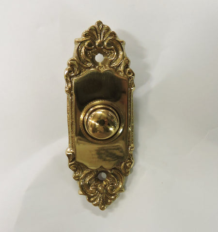 Decorative Brass Door Bell