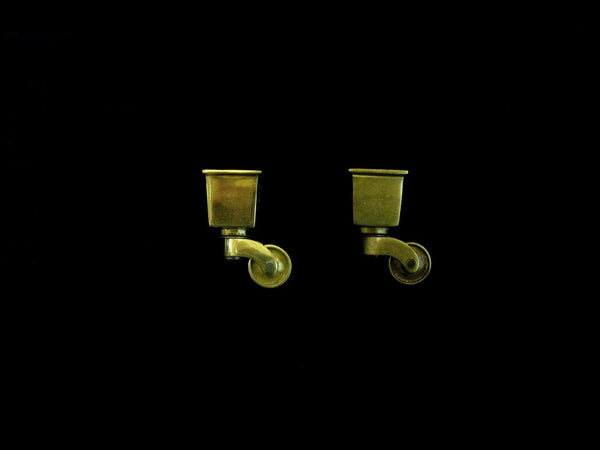 Castors with Boxes (Small)