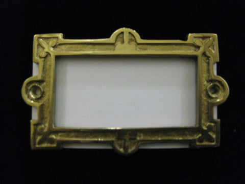 Card Holder - Cast Frame - Z2