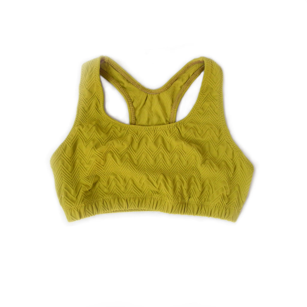 MULTI SIZED XS-L Racer Back Sports Bras PDF Sewing Pattern