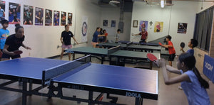 Irvine Table Tennis Summer Camps