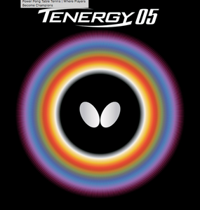 Tenergy 05 Rubber