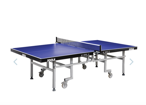 JOOLA 3000SC Table Tennis Table With WM Net