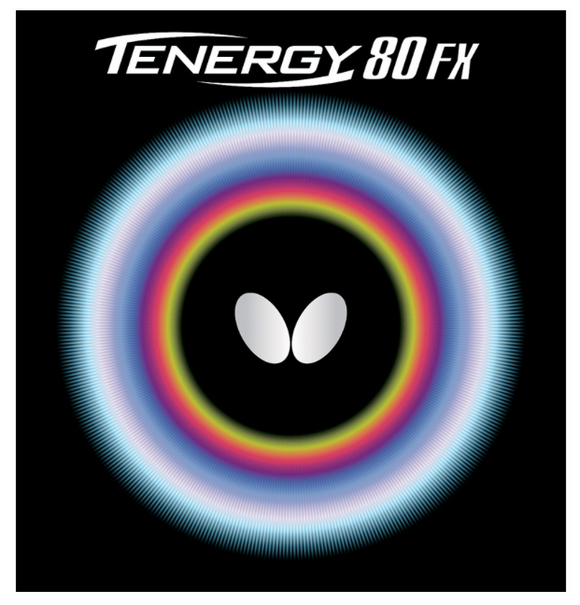Tenergy 80 FX Rubber