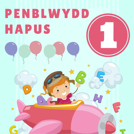 Happy Birthday Merlin's Cards - Siop Y Pentan