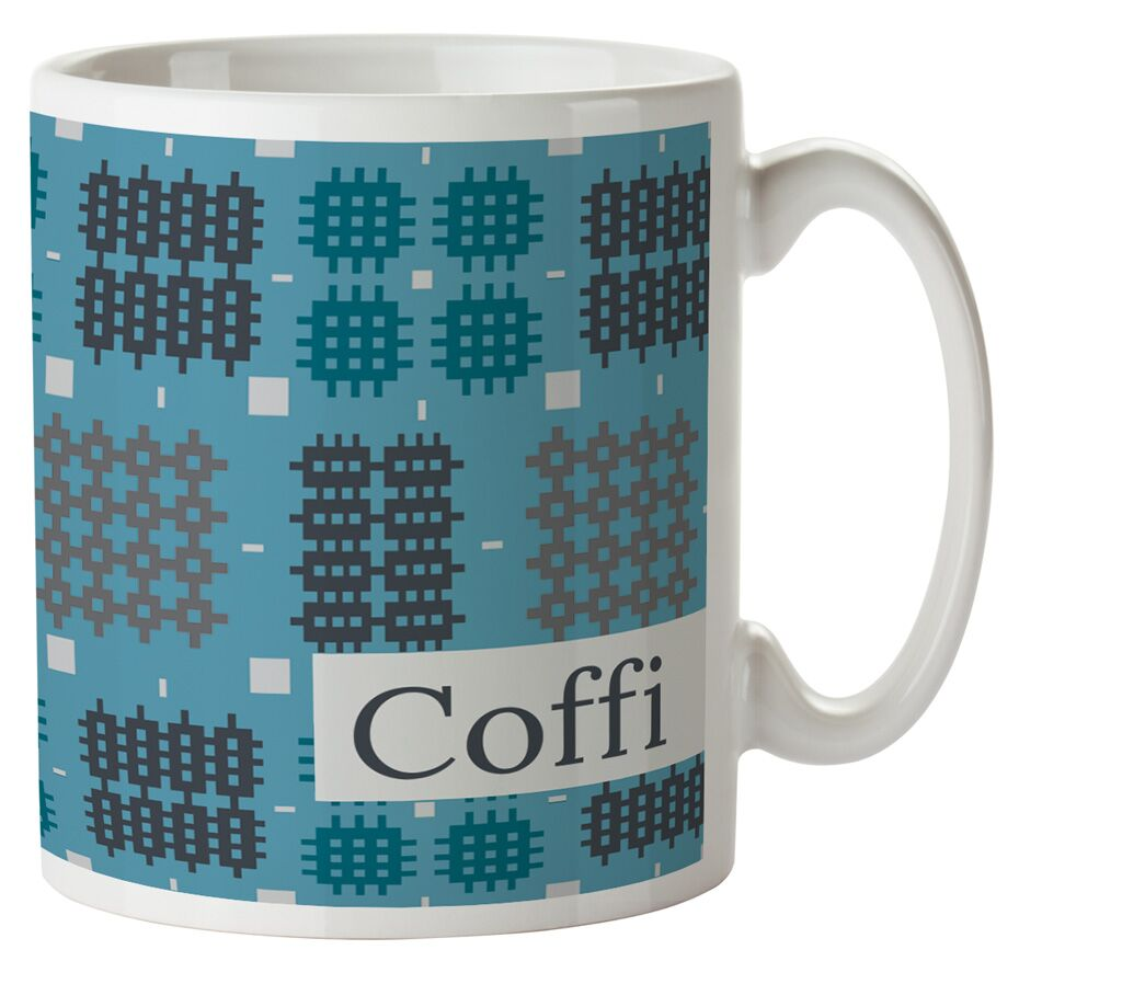 Mug | Coffee and Tea - Siop Y Pentan