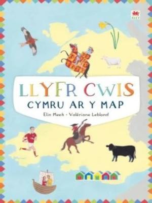 Wales On The Map Quiz Book - Pentan Shop
