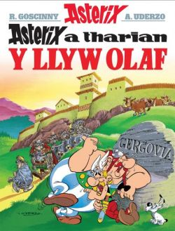 Asterix and the Last Bull Shield - Siop Y Pentan