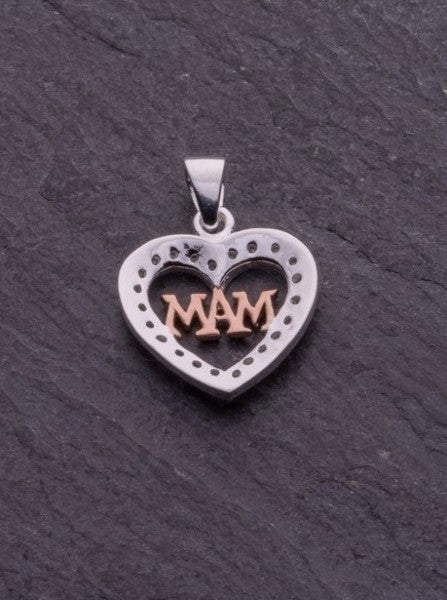 Mother ~ Pendant | Celtic Collection - Siop Y Pentan