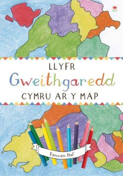 Wales On The Map Activity Book - Siop Y Pentan