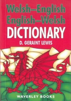 Welsh-English / English-Welsh Dictionary - Siop Y Pentan