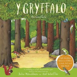 Gryffalo, The - Push, Pull and Slide Book - The Push, Pull and Slide Book - Siop Y Pentan