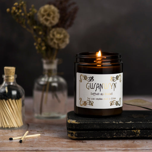 Spring Candle Little Bit Different - Siop Y Pentan