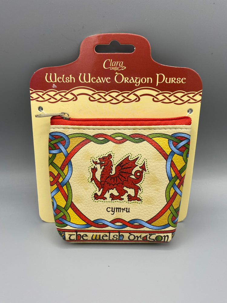 Welsh Dragon Purse