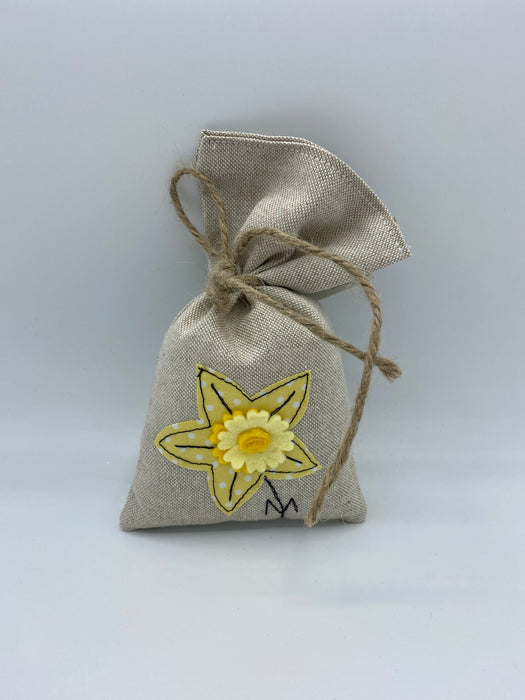 Bag Lafant Daffodil | SweetWilliams Handmade - Siop Y Pentan