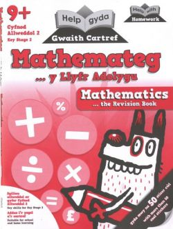 Help with Homework: Maths Review Book 9+ - Siop Y Pentan