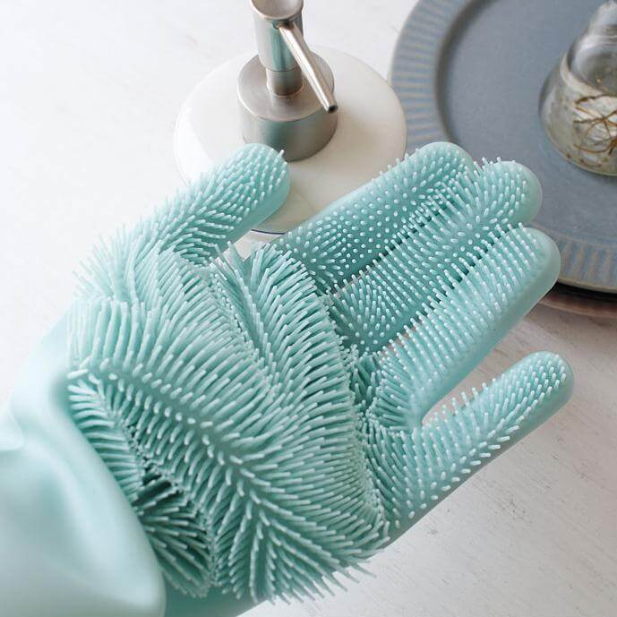 Magic Dishwashing Gloves-Home & Kitchen-Online Best Deals-Online Best Deals