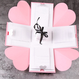 DIY Surprise Gift Explosion Box-Online Best Deals-Pink-Online Best Deals