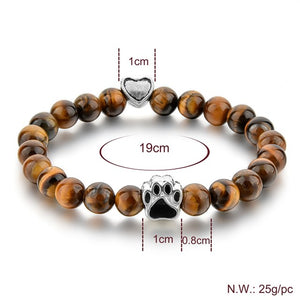 Dog Paw Bracelet-Online Best Deals-Online Best Deals
