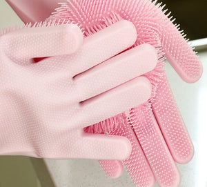 Magic Dishwashing Gloves-Home & Kitchen-Online Best Deals