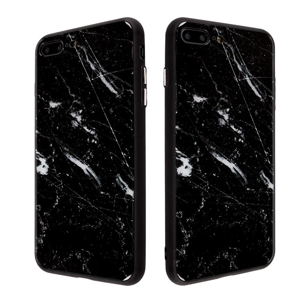 Marble Tempered Glass Phone Case For Apple iPhone-Online Best Deals-Online Best Deals