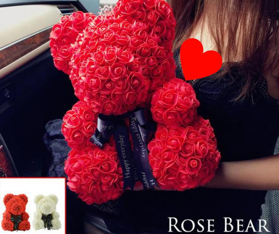 THE TRUE LOVE BEAR™-Online Best Deals-40cm red-Online Best Deals