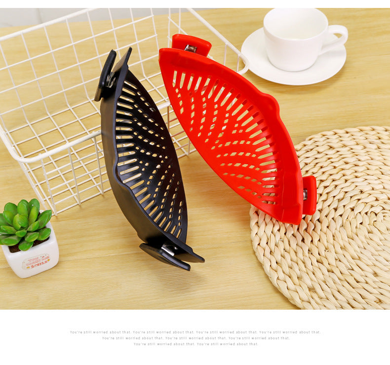 Strainer Clip-on Kitchen Tool-Online Best Deals-Online Best Deals