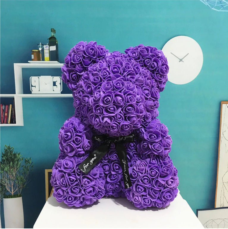 THE TRUE LOVE BEAR™-Online Best Deals-40cm purple-Online Best Deals