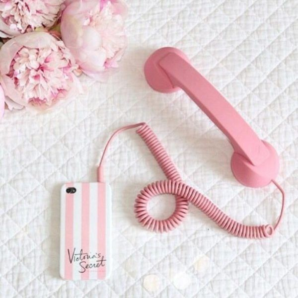 Mobile Phone Handset Mic & Speaker-Online Best Deals-Pink-Online Best Deals