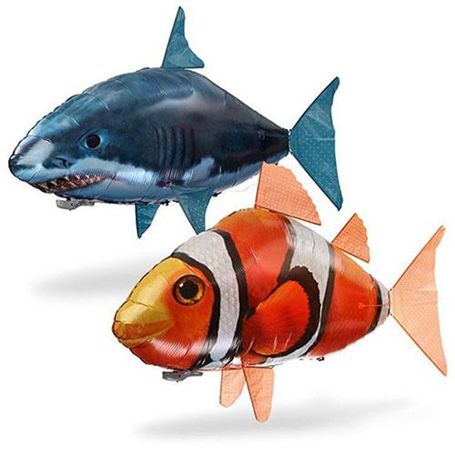 Funny Remote Controlled Flying Shark-Online Best Deals-Online Best Deals