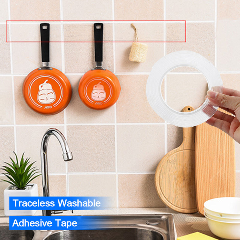 Double-Sided Reusable Adhesive Tape-Online Best Deals