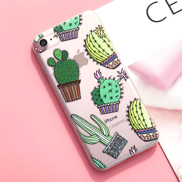 Stylish designs Silicone Case For iPhone-phone case-Online Best Deals-04-for iPhone 7-Online Best Deals